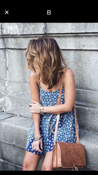 jumpsuit white blue blue dress white dress cutebluedress cute dress dress blue jumpsuit cute jumpsuit