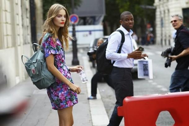 dress floral walker hot bag love fashion week stylish brand