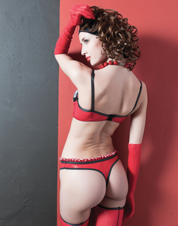 Sexy wife panties in Get Him