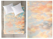 scarf,bedding,blanket,sheets,colorful,sky,home accessory