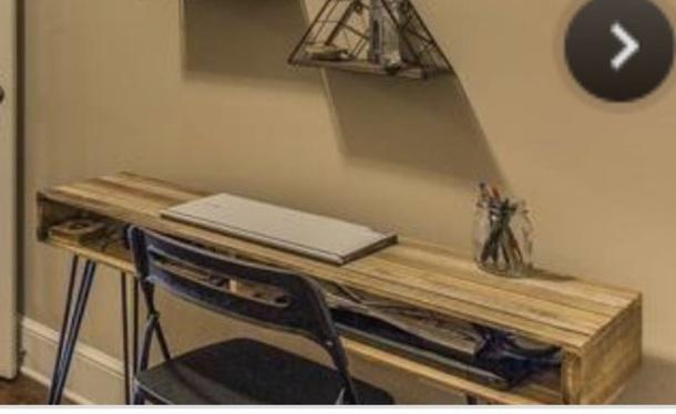 home accessory wooden desk