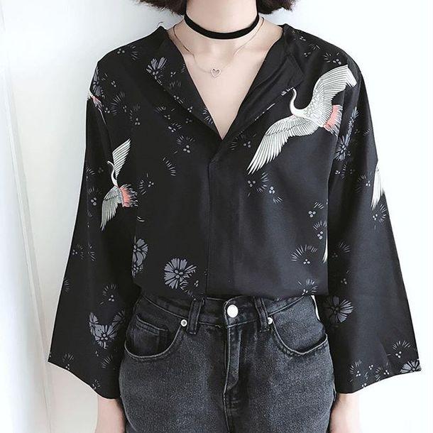 Blouse Itgirl Shop Kfashion Korean Fashion Fashion Tumblr