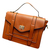 Double Buckles Retro Style Bag | Pariscoming