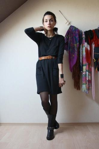 coline little black dress