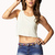 Distressed Denim Shorts w/ Woven Belt | FOREVER21 - 2049159148