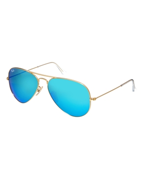 Ray-Ban | Ray-Ban Large Aviator Sunglasses at ASOS