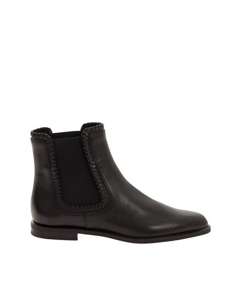 Tods classic black shoes
