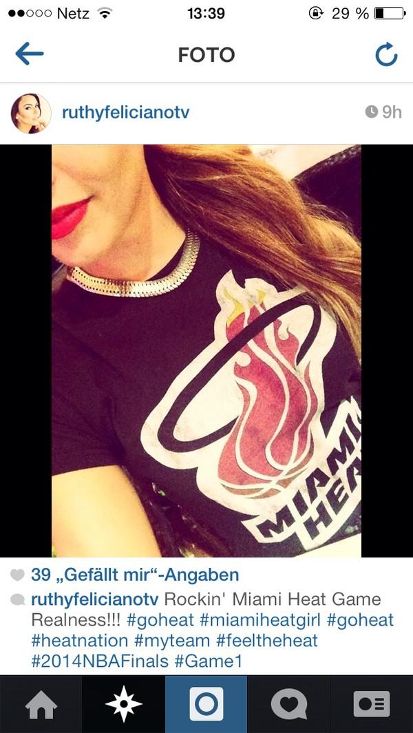 t-shirt shirt black blackshirt fire flames miami miami heat