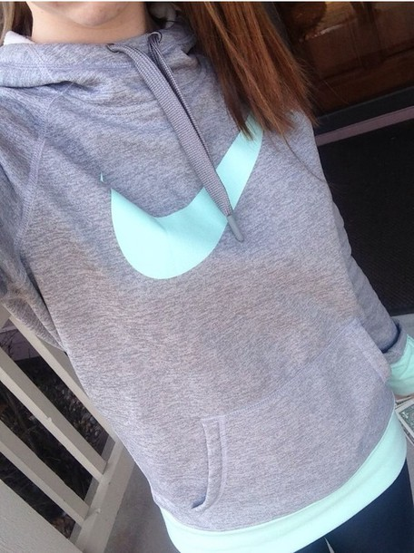sweater nike sweater jacket