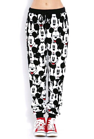 pants pajamas joggers disney