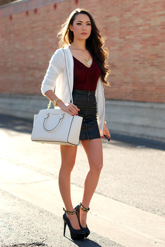 hapa time sweater t-shirt skirt jewels shoes