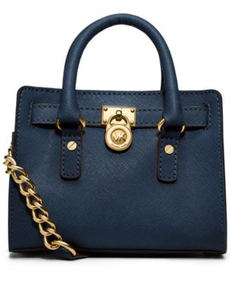 MICHAEL Michael Kors Selma Medium Satchel - Handbags & Accessories - Macy's