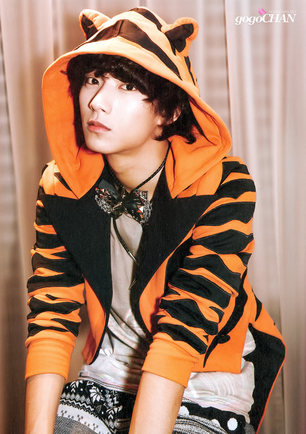 b1a4 gongchan kpop kpop korean fashion