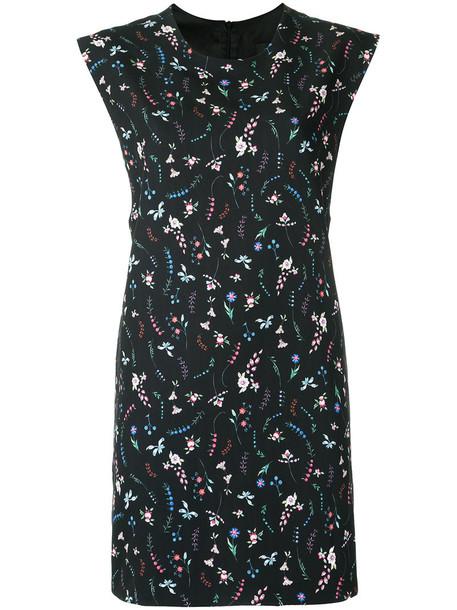 dress printed dress women spandex