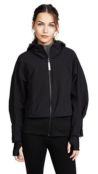 ADIDAS BY STELLA MCCARTNEY jacket run black