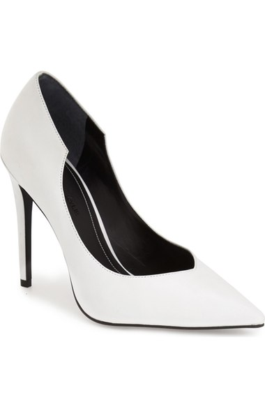 KENDALL   KYLIE 'Abi' Pointy Toe Pump (Women) | Nordstrom