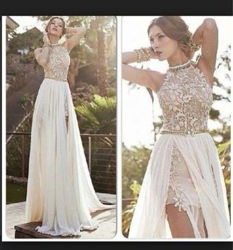 dress pretty prom dress