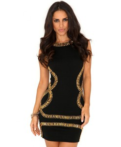 dress black dress gold short dress prom dress beautiful summer swag musthave little black dress pretty dress bodycon