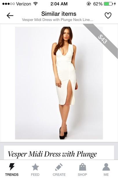 dress long prom dress white dress