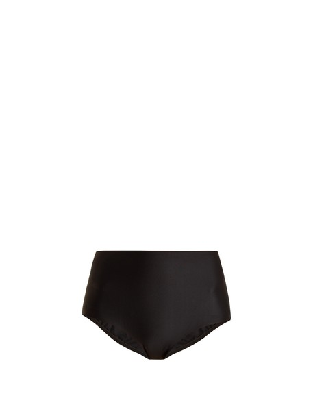 MATTEAU bikini high black swimwear