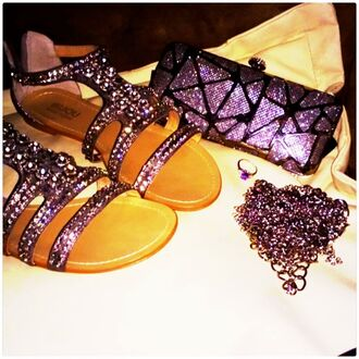 shoes clutch sandals