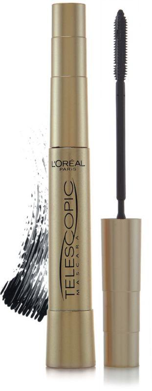 L'Oréal Telescopic Mascara Black Noir Ulta.com - Cosmetics, Fragrance, Salon and Beauty Gifts