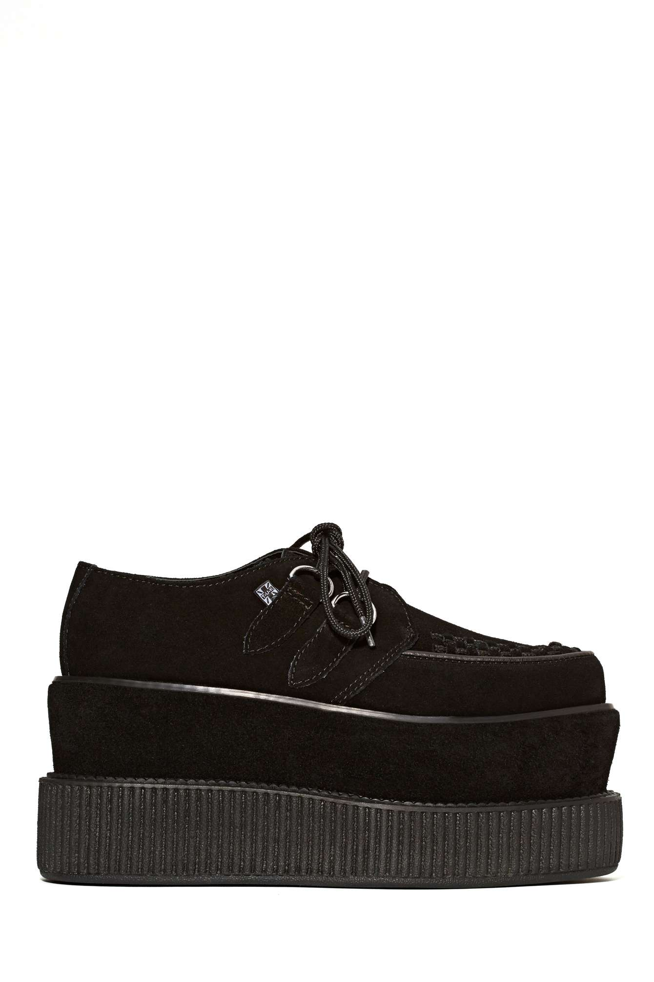 T.u.k. double stacked creeper