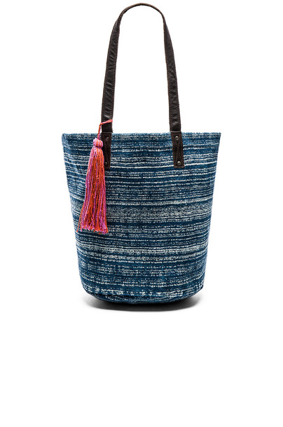 ale by alessandra Ghana Tote in blue