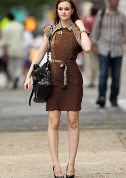 dress blair waldorf gossip girl style serena van der