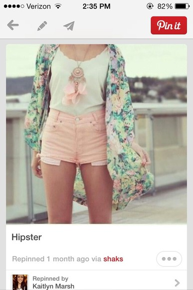 jacket mint green floral pastel flowers tropical print pink yellow purple