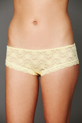 intimately free people womens lacey basic hipster