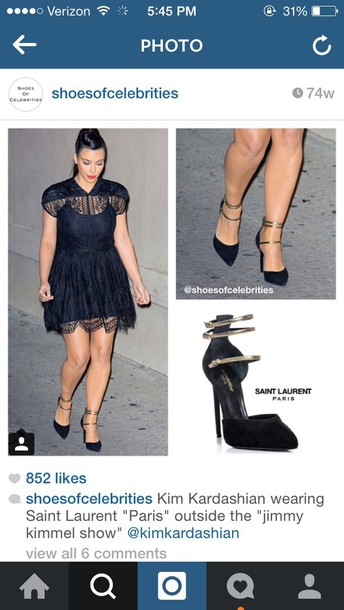 shoes kim kardashian