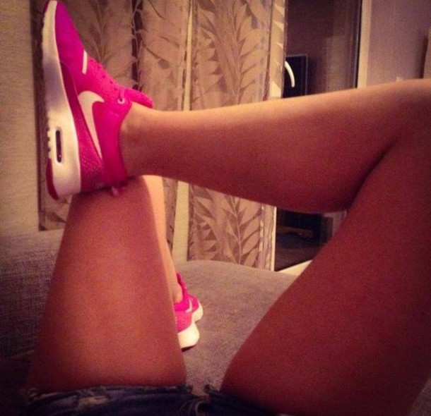 Air Max Thea Pink Foil