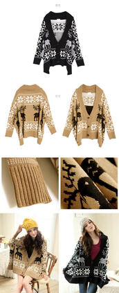 sweater,brown sweater,winter outfits,jacket