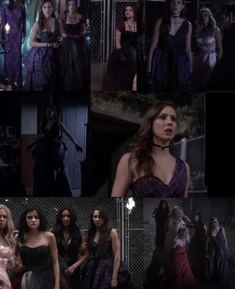 dress -a pretty little liars spencer hastings aria montmogery emily fields
