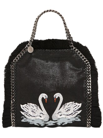 deer mini bag black