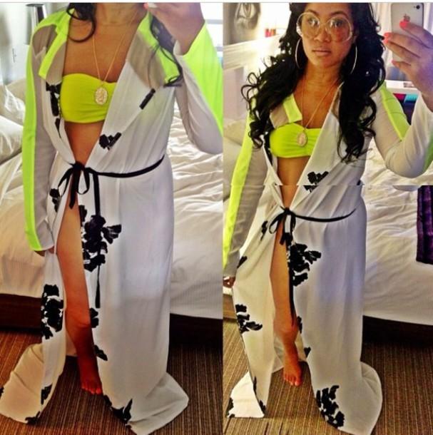dress kimono dress wrap dress