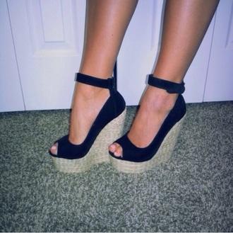 shoes beige wedges wedge heels beige shoes