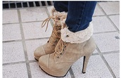 shoes,taupe colour,nude heels,boots