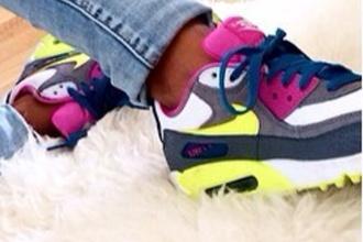 nikeairmax90 nike sneakers nike nikeairmax nike air colourful shoes