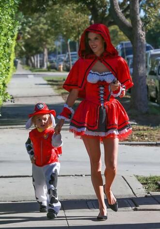 dress costume halloween halloween costume halloween makeup halloween accessory alessandra ambrosio