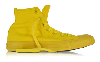 shoes yellow yellow shoes sneakers high top sneakers converse high top converse