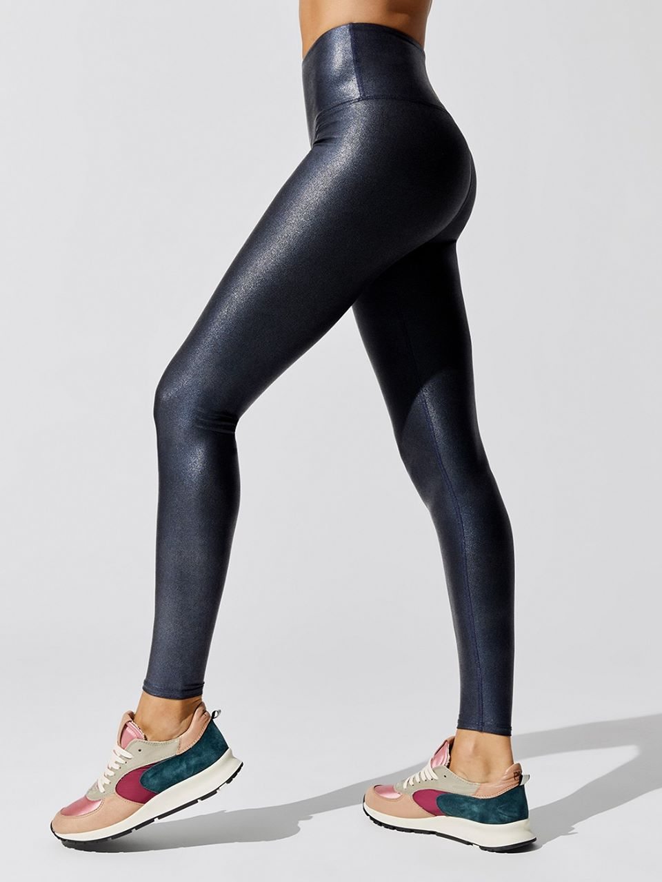 Gloss Full Length Legging