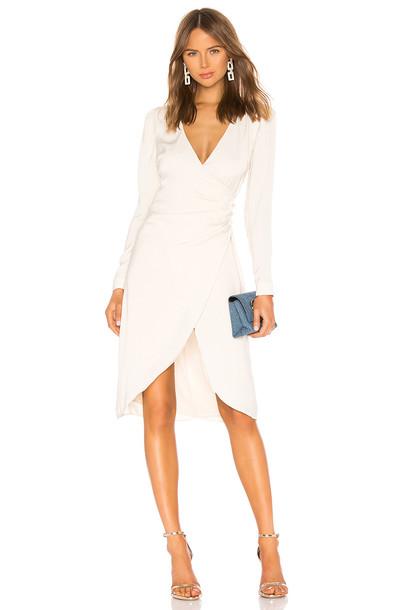 LPA Fabrizia Dress in cream