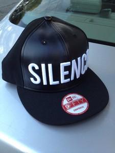 Black Scale Silence Snapback ASAP Rocky A AP BLVCK SCVLE ... f7e18af3c6f