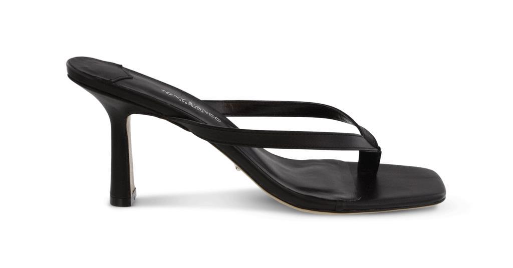 Baye Black Capretto Heels
