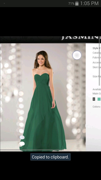 prom dress sweetheart neckline sweetheart dresses emerald green chiffon dress prom dresses 2014 jasmine brand grad dresses prom /evening /graduation dress jasmine