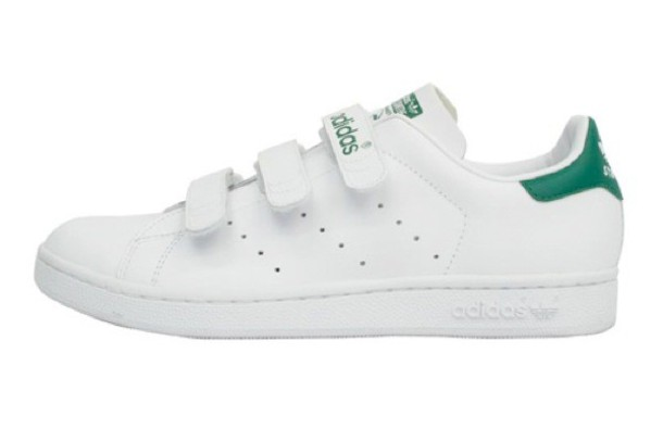 shoes stan smith velcro adidas wheretoget. Black Bedroom Furniture Sets. Home Design Ideas
