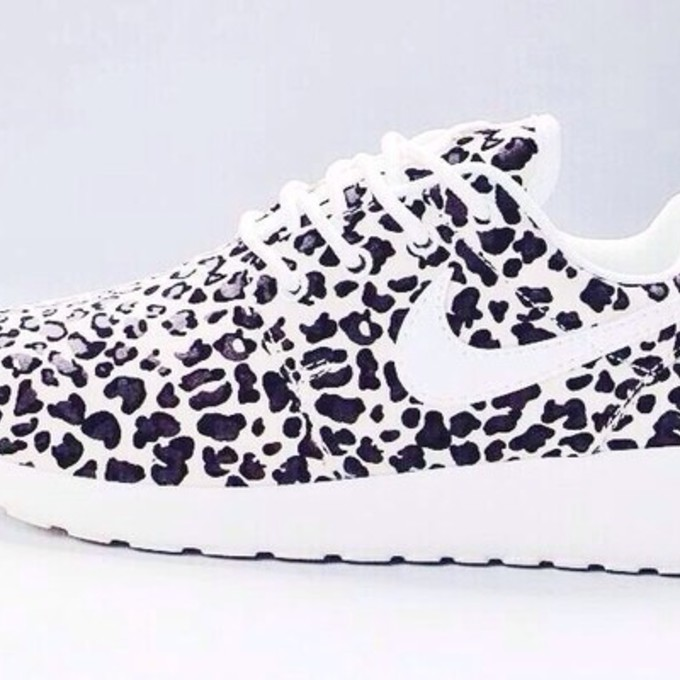 Image is loading Blowfish-Page-Womens-Leopard-Print-Flat-Shoes