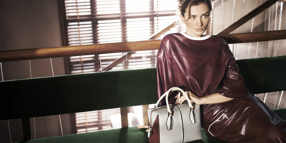 Tod's  - Luxury leather shoes, luxury bags, small leather goods and accessories, made in Italy